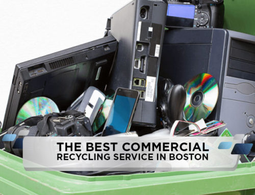 The Best Commercial Recycling Service in Boston