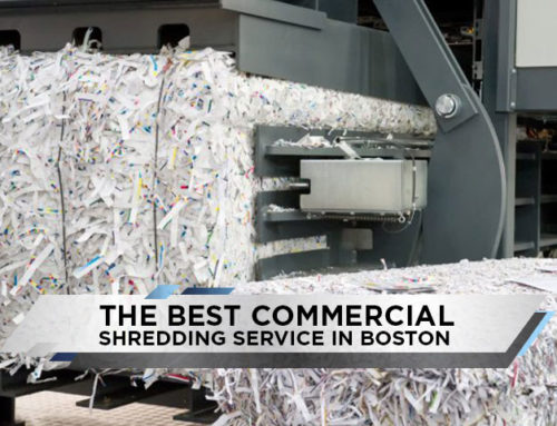 The Best Commercial Shredding Service in Boston