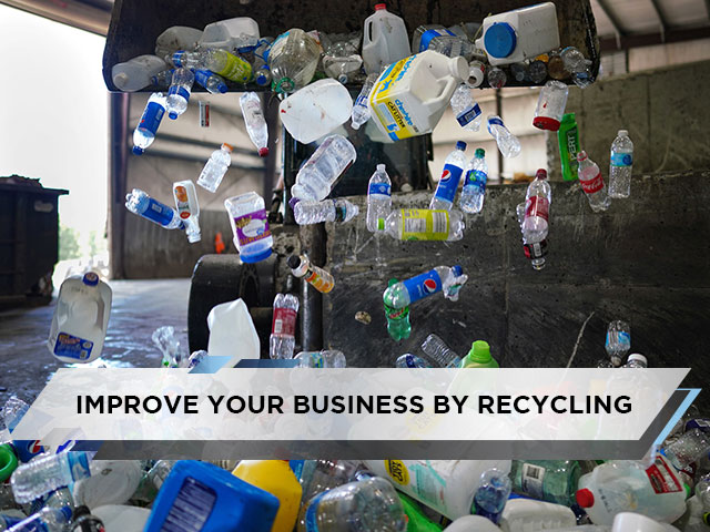Improve Your Business by Recycling