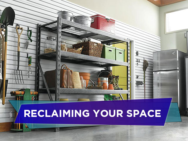 Reclaiming Your Space