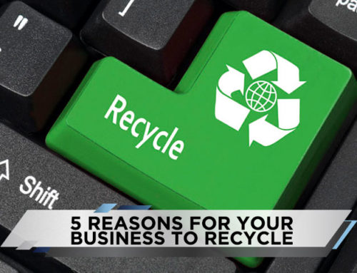 5 Reasons for Your Business To Recycle