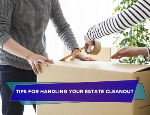 Tips for Handling Your Estate Cleanout